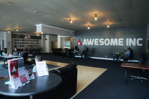 awesome inc space